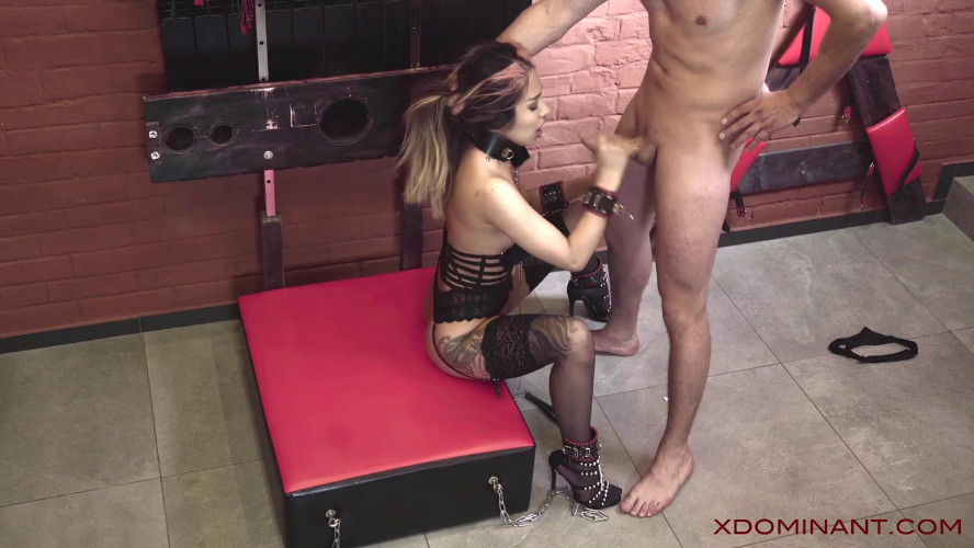 BDSM Roxy Lips - The Anal Inquisition