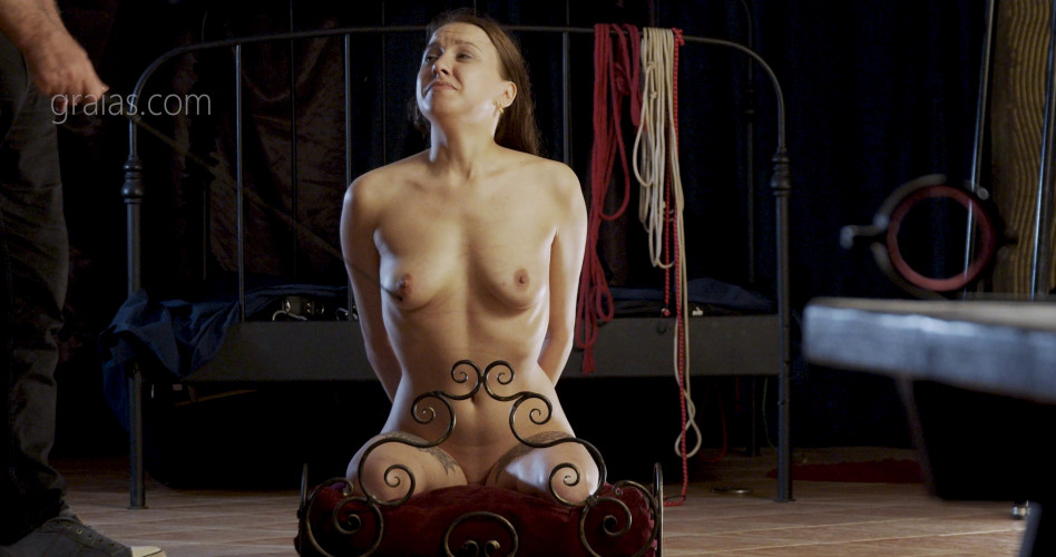 BDSM Mishelle Real - Part 3