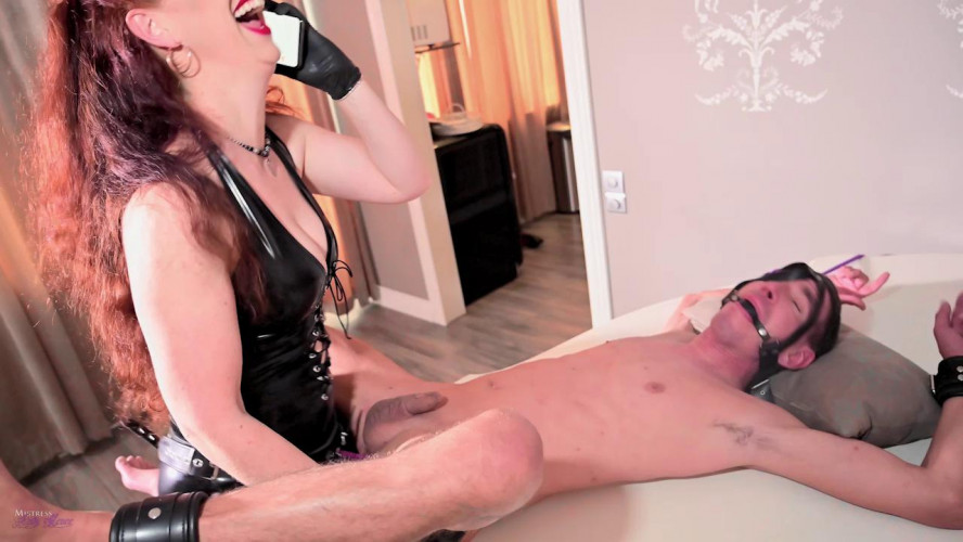 Femdom and Strapon Lady Renee - Everybody will know