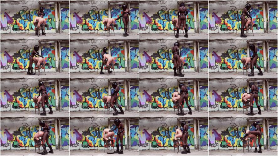 Femdom and Strapon Zaawaadi - Femdom Easy Rider