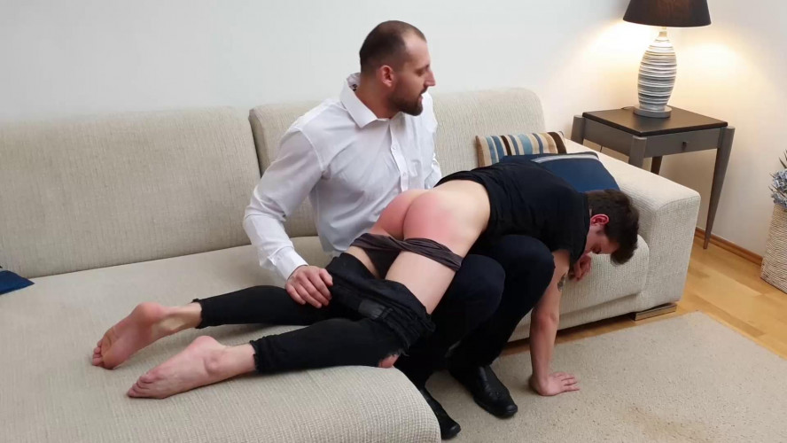 Gay BDSM Danny Never Learns