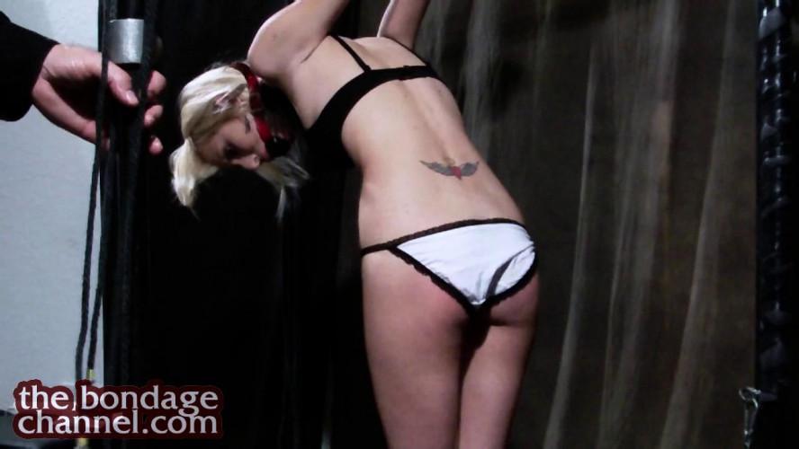 BDSM TheBondageChannel - Strappado Whipping