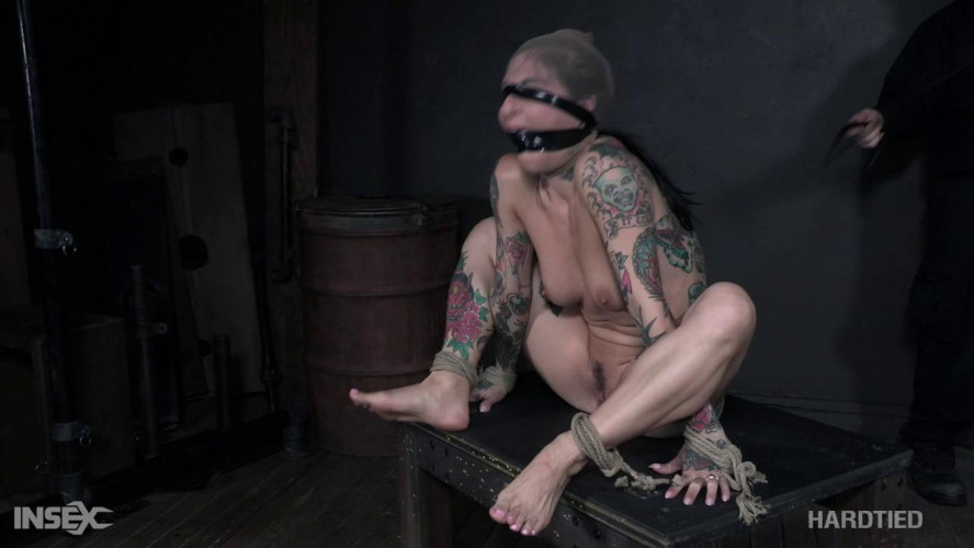 BDSM The Amazing Joanna Angel Get Tied Up Hard!