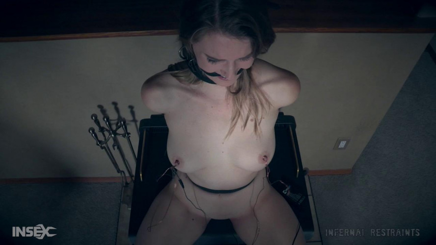BDSM Ashley Is Made To Suffer The Way Her Captor Wants Her To!