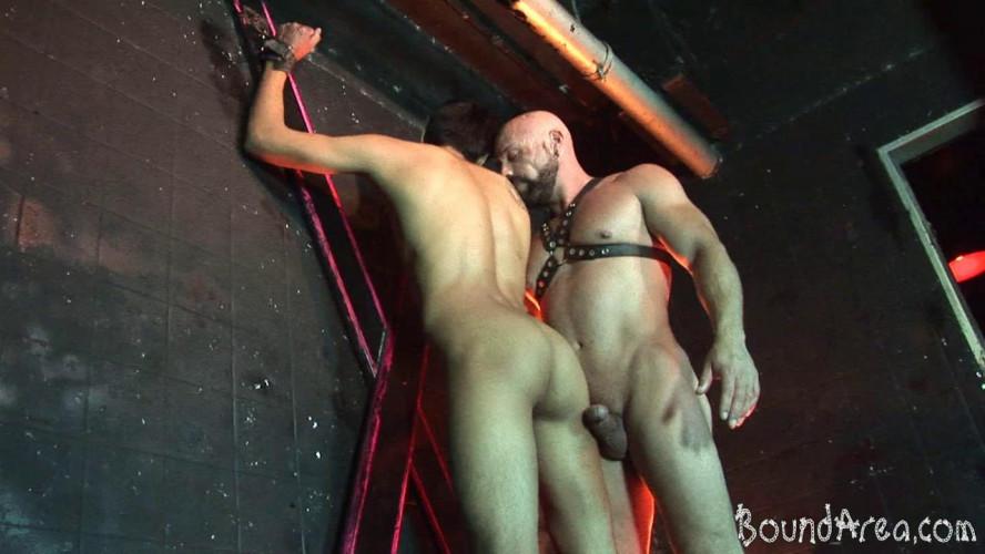 Gay BDSM Nude handsome