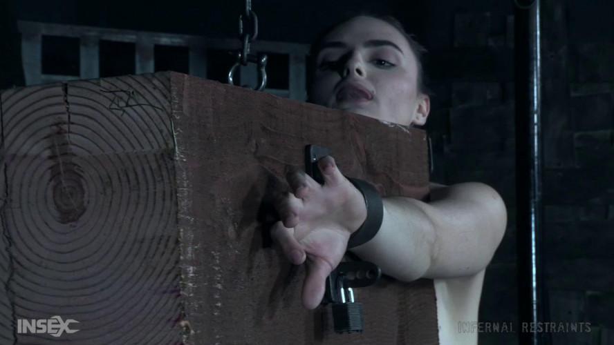 BDSM IR Tardy Tart - Luci Lovett