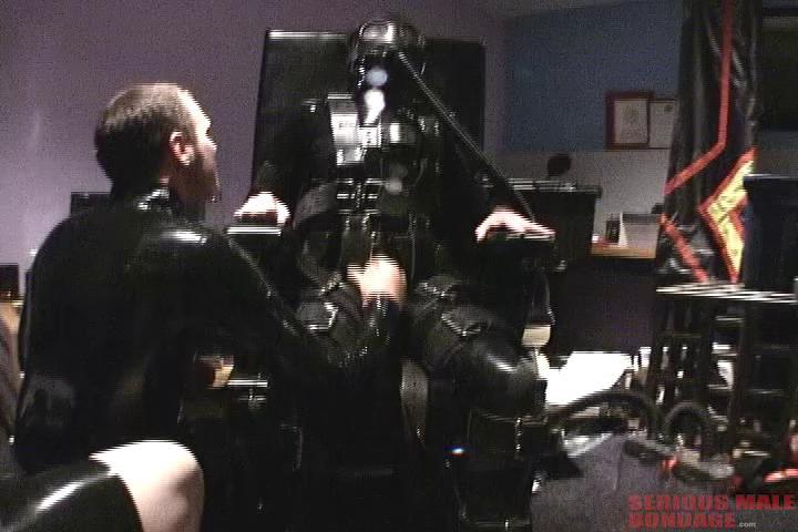 Gay BDSM Fun With Rank