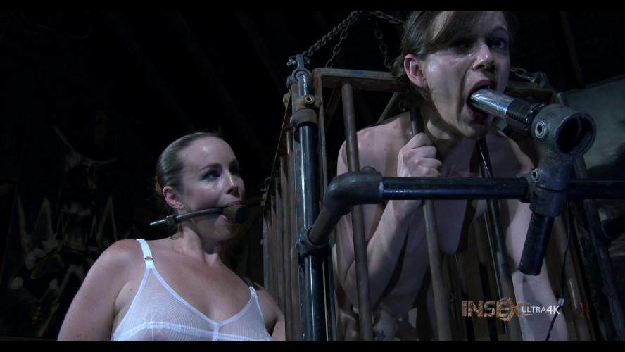 BDSM Hybristophilia  Episode 3 - The Gallery  Hazel Hypnotic, Bella Rossi