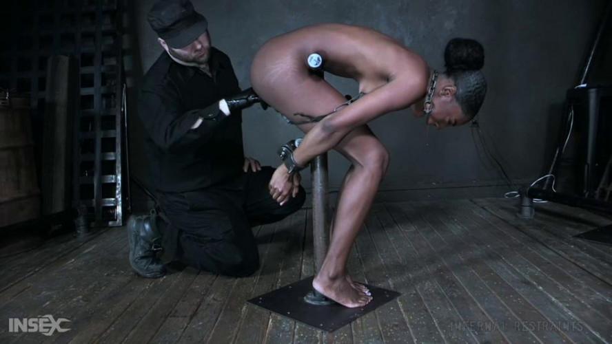 BDSM Amari is put on display for our pleasure.