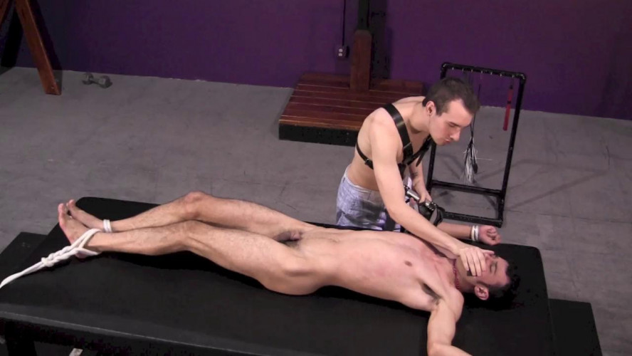 Gay BDSM Pretty Boy Part 2