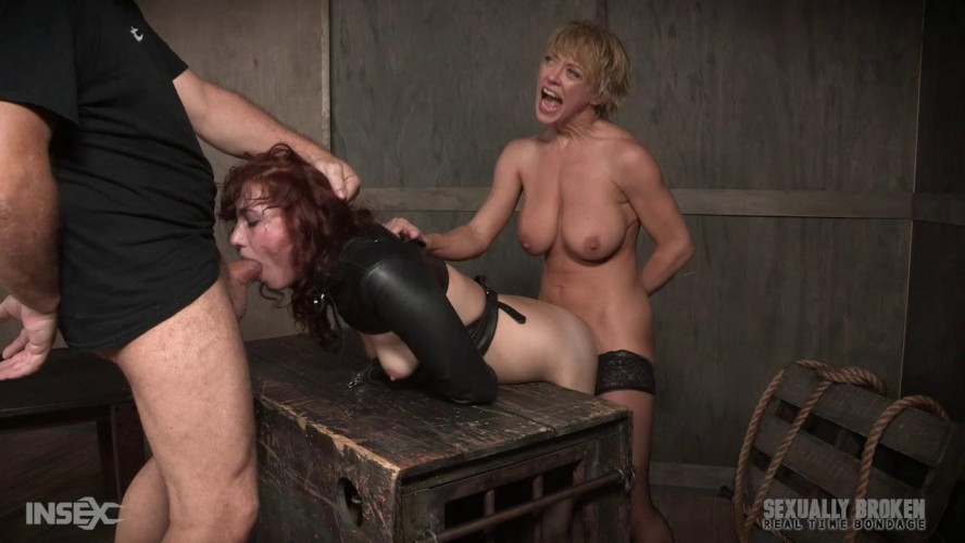 BDSM Stephie Staar Dominated & Rough Fucked
