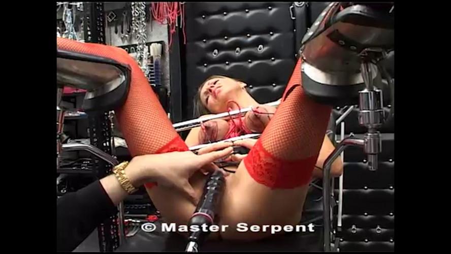 BDSM Beauty Hilde Visiting the Torture Galaxy part 4