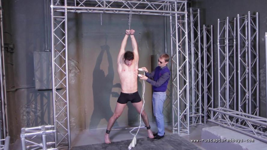 Gay BDSM RusCapturedBoys - Rent-a-Body II - Veniamin - Part I