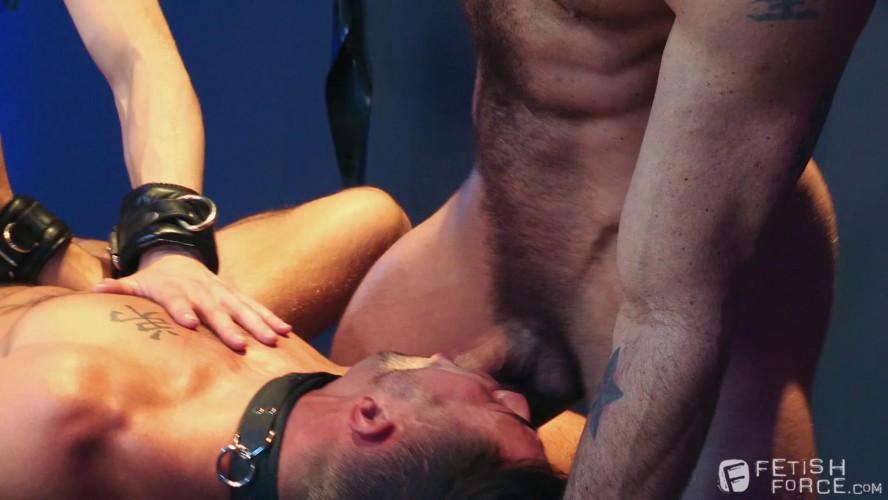 Gay BDSM Master Plan, Scene #04 (Jessie Colter, Casey Everett, Kory Houston)