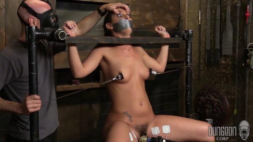 BDSM Bondage Makes Brittany Wet Brittany Shae