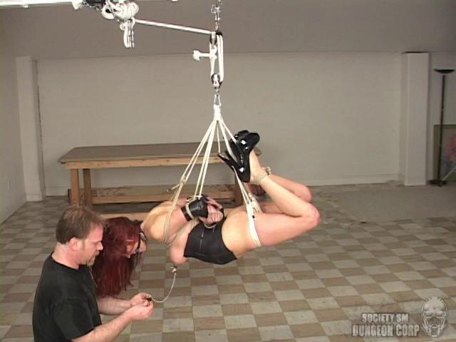 BDSM Sasha Monet