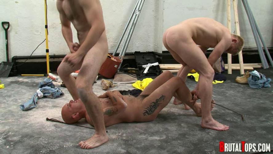 Gay BDSM Session 55 - Master Lee & Master Nick