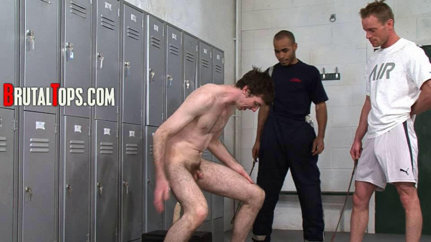 Gay BDSM Session 41 - Master Mike & Master Daryl
