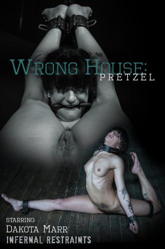 BDSM Dakota Marr - Wrong House Pretzel (2019)