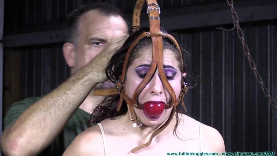 BDSM Gia Love Strappado Part 1