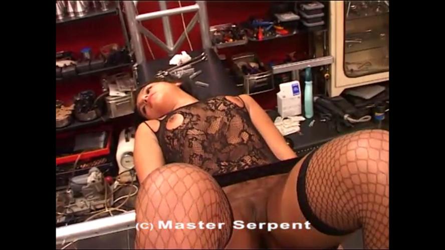 BDSM Beauty Princess Visiting the Torture Galaxy part 3
