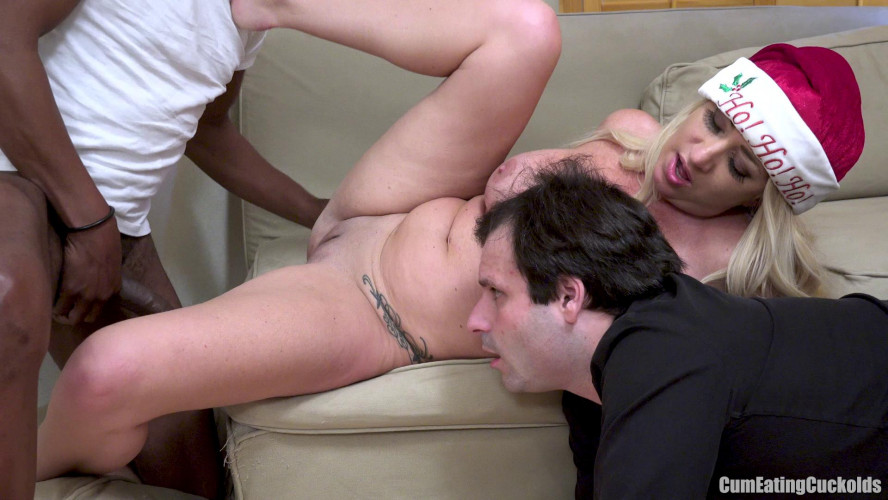 Femdom and Strapon Big Tits Big Dick