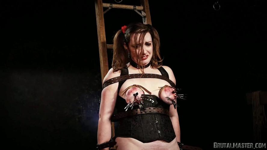 BDSM BrutalMaster - Meat First Tit Torture