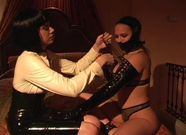 BDSM Latex The Perils of Gwen Part 1