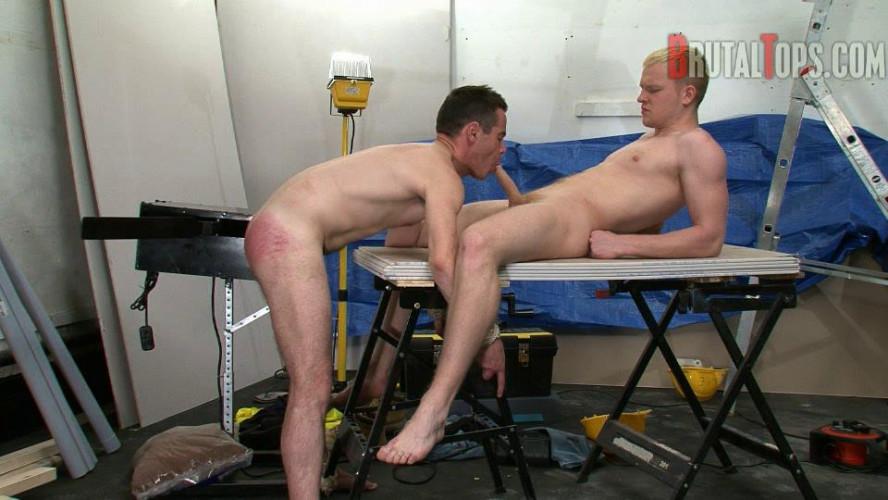 Gay BDSM Session 52 - Master Lee & Master Nick