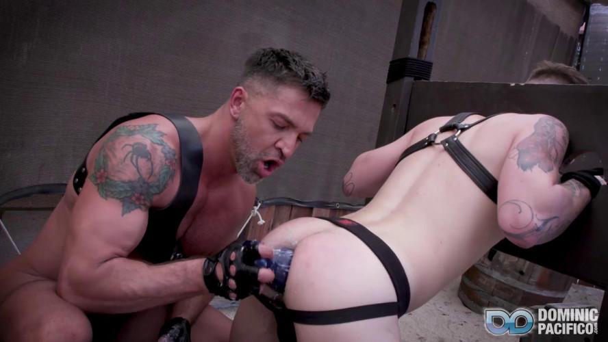 Gay BDSM DominicPacifico - Dominic Pacifico and Zak Bishop