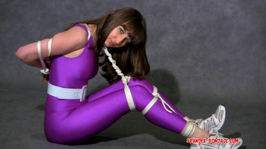 BDSM Spandex Bondage Videos Part 3