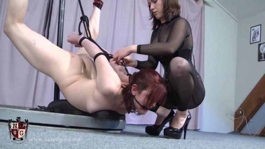 BDSM Girl On Girl Spells Trouble for House of Gord