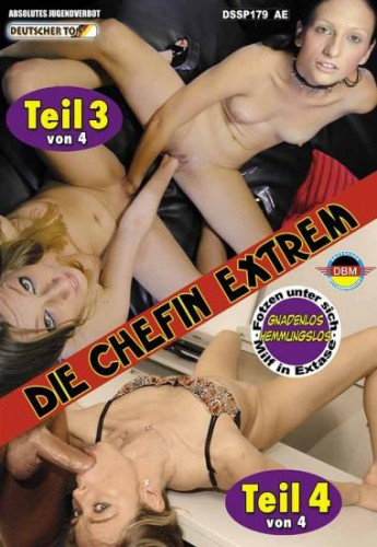 Fisting and Dildo Die Chefin Extrem 3 and 4