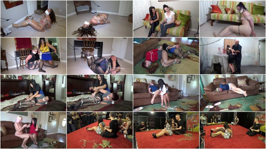 BDSM Vip Exclusive Beautifull Perfect Super Collection Milf Gigi Bondage. Part 1.