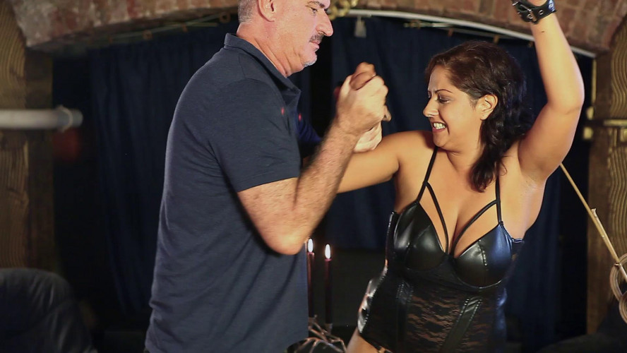 BDSM The Receptionist Part 2