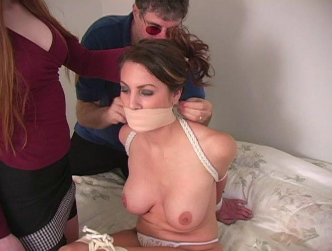 BDSM Tied for Torment Part 2