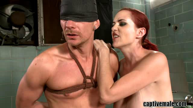 Femdom and Strapon Unreal Hot Sweet The Best Excellent Collection Of Captive Male. Part 3.