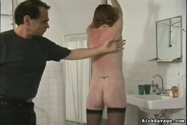 BDSM Savage Caning Lucy