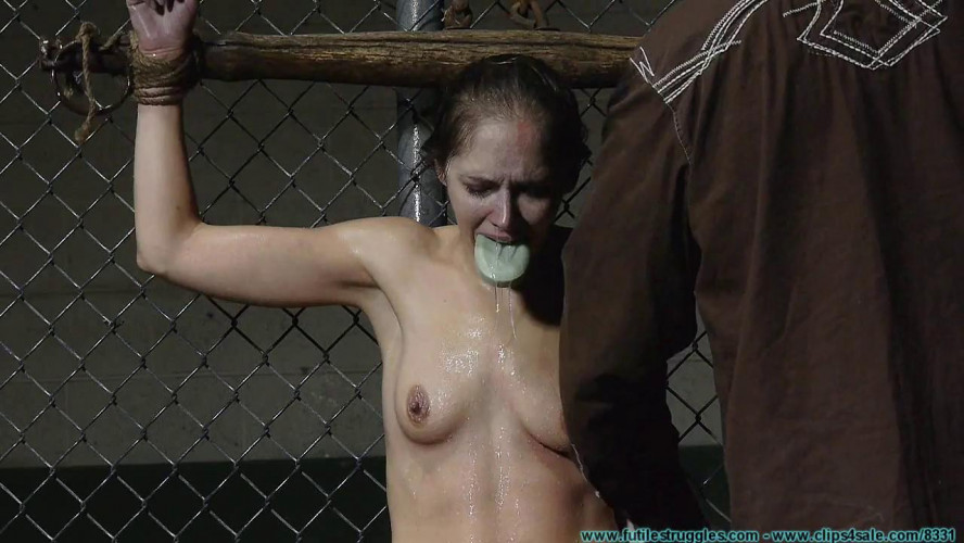 BDSM The Vigilante Turns His Attention Towards Rachel - Stripped and Scrubbed - Part 3