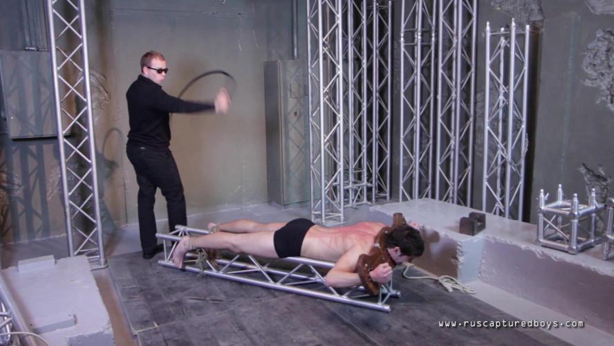 Gay BDSM RusCapturedBoys - Rent-a-Body II - Veniamin - Part II