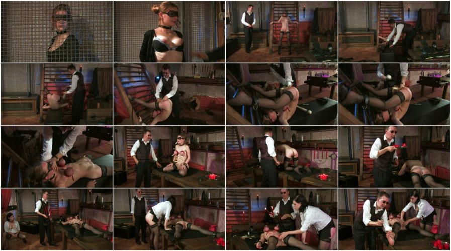 BDSM Torture Xtasy pt. 1