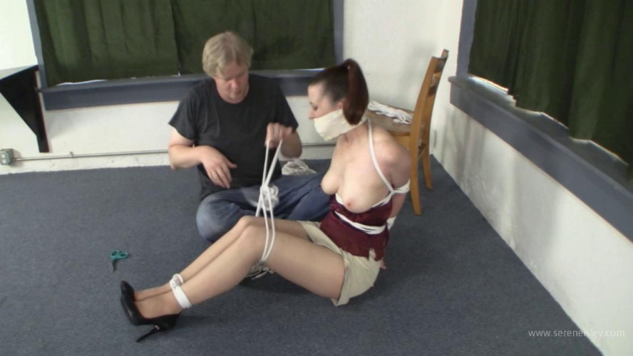 BDSM Serene - Roughly Separated from Her Top