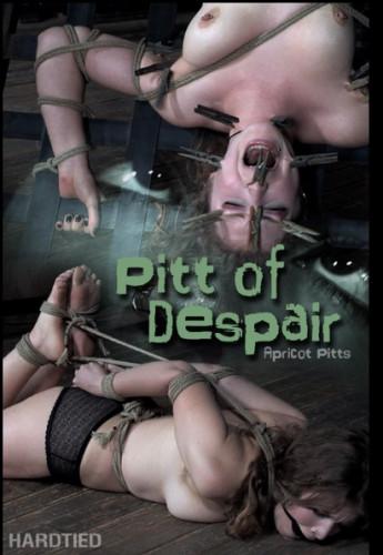 BDSM Pitt of Despair - Apricot Pitts
