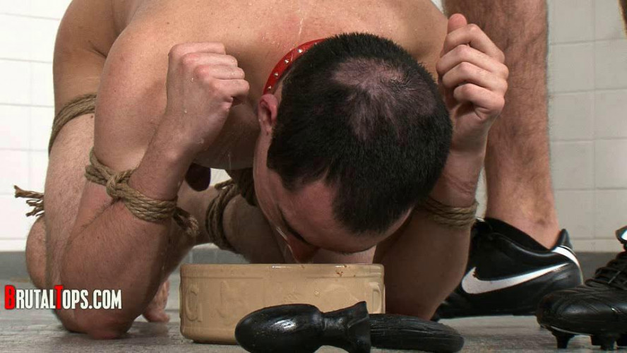 Gay BDSM Session 38 - Master Peter & Master Errol