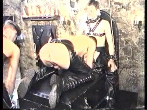 Gay BDSM Extrem Ohne