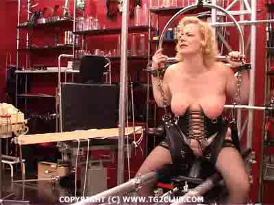 BDSM TG - Slave Angel Part 13
