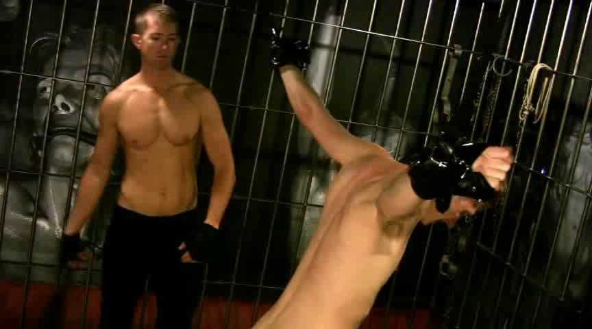Gay BDSM Grapik Art Productions – Breaking Branden