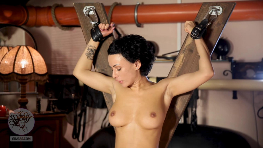BDSM Stacy Is A Scared Cat Part 2