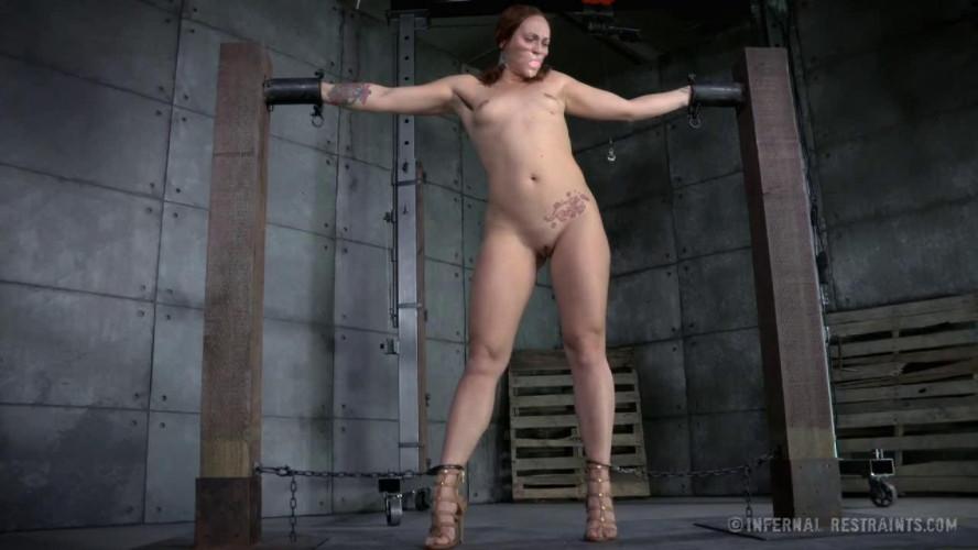 BDSM Josi Valentine Loves To Be In Tight Bondage