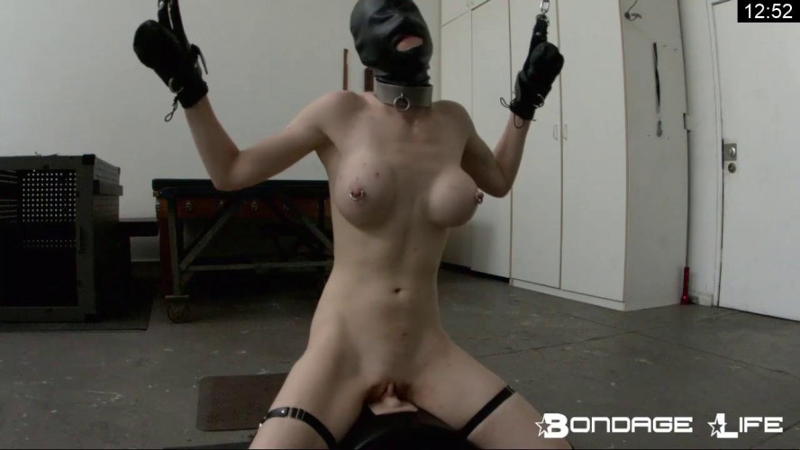 BDSM BondageLife - Rachel Greyhound - Evening Sybian Ride